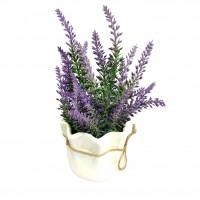 Aranjament floral G21, H 22 cm