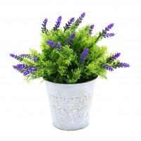 Aranjament floral G68, H 15 cm
