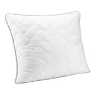 Perna pentru dormit, Dormeo Bianca, clasica, 100 % poliester + microfibre Wellsleep, 50 x 70 cm