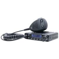 Statie radio auto CB PNI Escort HP 6500, 4 W, 12 V, ASQ reglabil, squelch automat digital, RF Gain, functie blocare taste, scanare canale, selectie canale urgenta, S-metru, mufa de bricheta inclusa