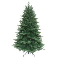 Brad artificial de Craciun, TPE150-395, verde, 150 cm