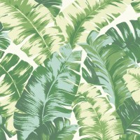 Tapet fibra textila, model frunze, Rasch Yucatan 535648, 10 x 0.53 m