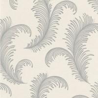 Tapet hartie, model frunze, Rasch Sofia 310306, 10 x 0.53 m