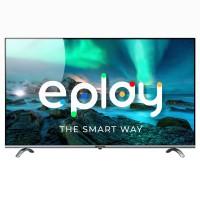 Televizor LED Smart Allview 40ePlay6100-F, diagonala 101 cm, Full HD, sistem operare Android 9.0, negru + argintiu