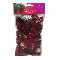 Flori uscate decorative, Aroma Land, Romance Passion, 40 g