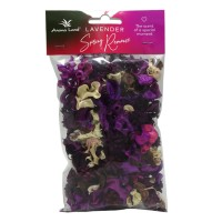 Flori uscate decorative, Aroma Land, Romance Levender, 40 g