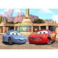 Fototapet duplex Disney Cars FTD0246 360 x 254 cm