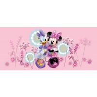 Fototapet duplex Disney Minnie & Daisy FTDNH5390 202 x 90 cm