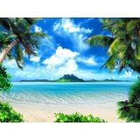Fototapet duplex Seychelles FTS0828 180 x 127 cm