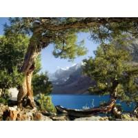 Fototapet duplex Lake FTS0833 180 x 127 cm