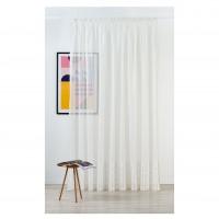 Perdea Mendola Fabrics, model Omnia, Jade, natur, crem, H 300 cm