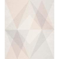 Tapet fibra textila, model geometric, Grandeco Nuances NU3103, 10 x 0.53 m
