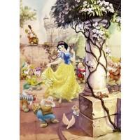 Fototapet hartie Disney Dancing Snow White 4-494 184 x 254 cm