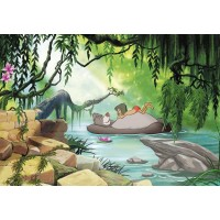 Fototapet hartie Disney Jungle Book SD4106 368 x 254 cm