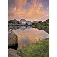 Fototapet hartie Alpengluhen 4-734 184 x 254 cm
