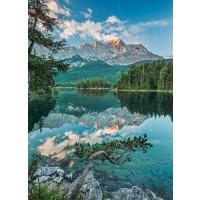 Fototapet hartie Mirror Lake 4-537 184 x 254 cm