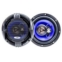 Difuzor boxe auto PNI HiFi650, diametru 16.5 cm, 120 W, 4 ohmi, 3 cai, grila inclusa, set 2 bucati