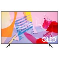 Televizor QLED Smart Samsung QE43Q60TAUXXH, diagonala 108 cm, Ultra HD / 4K, sistem operare Tizen, negru