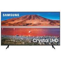 Televizor LED Smart Samsung UE65TU7072UXXH, diagonala 163 cm, Ultra HD / 4K, sistem operare Tizen, negru