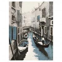 Tablou canvas Decor 04522, Venetia, panza + sasiu, 60 x 80 cm