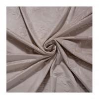 Draperie SN Deco, YD010/V3, catifea, crem deschis, semiopac, H 280 cm