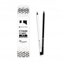 Creioane cu mina HB, Creative Writing, plastic, set 6 bucati