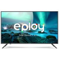 Televizor LED Smart Allview 40ePlay6000-F/1, diagonala 101 cm, Full HD, sistem operare Android TV 9.0, negru + argintiu