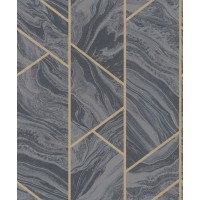 Tapet hartie, model geometric, Rasch Best Of 310955, 10 x 0.53 m