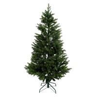 Brad artificial de Craciun, conifer, 4018, verde, 180 cm, suport inclus