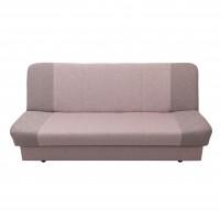 Canapea extensibila 3 locuri Vladuta, cu lada, gri, 200 x 90 x 95 cm, 1C