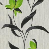 Tapet hartie, model floral, Erismann Fleur 973007, 10 x 0.53 m