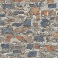 Tapet vlies, model caramida, Erismann Instawalls 2 1009204, 10 x 0.53 m