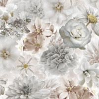 Tapet netesut, model floral, Sintra Sensitive 372005, 10.05 x 0.53 m