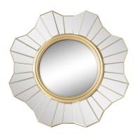 Oglinda decorativa 6056, rotunda, 39 x 39 x 3 cm