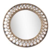 Oglinda decorativa 6059, rotunda, 60 x 60 x 3 cm