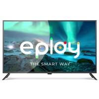 Televizor LED Smart Allview 42ePlay6000-F/1, diagonala 105.4 cm, Full HD, sistem operare Android TV 9.0, negru