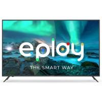 Televizor LED Smart Allview 58ePlay6000-U, diagonala 147 cm, Ultra HD / 4K, sistem operare Android TV 9.0, negru