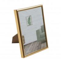 Rama foto Koopman, auriu, polivinil, 20 x 15 cm