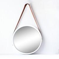 Oglinda decorativa 6075, rotunda, 50 x 50 x 7 cm