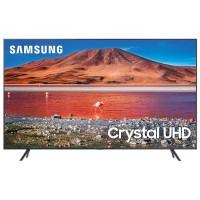 Televizor LED Smart Samsung UE43TU7172UXXH, diagonala 108 cm, Ultra HD / 4K, sistem operare Tizen, gri