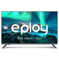 Televizor LED Smart Allview 32ePlay6100-H/2, diagonala 81 cm, HD, sistem operare Android TV 9.0, negru + argintiu