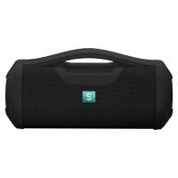 Boxa portabila activa Samus SoundCore, 30 W, Bluetooth, USB, micro SD card slot, Aux in, functie True Wireless Sound, functie Handsfree, functie Powerbank, functie anti-soc, functie memorie la oprire si redare in bucla, neagra