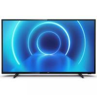 Televizor LED Smart Philips 50PUS7505/12, diagonala 126 cm, Ultra HD / 4K, sistem operare Saphi, procesor P5 Perfect Picture, HDR 10+, Dolby Vision, Dolby Atmos, negru