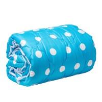 Pilota Sweet Dreams, 100 % poliester, albastru, 180 x 200 cm