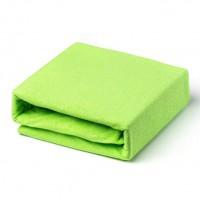 Husa saltea Home Still, bumbac frotir, verde, 160 x 200 cm, set 3 piese