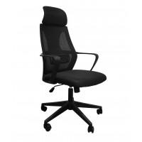 Scaun birou ergonomic SD-MCH801, rotativ, mesh, negru