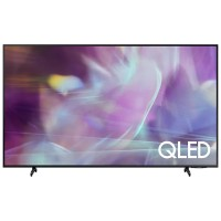 Televizor QLED Smart Samsung QE43Q60AAUXXH, diagonala 108 cm, Ultra HD / 4K, sistem operare Tizen, negru