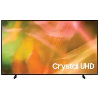 Televizor LED Smart Samsung UE43AU8072UXXH, diagonala 108 cm, Ultra HD / 4K, sistem operare Tizen, HDR, Dynamic Crystal Color, negru