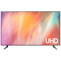 Televizor LED Smart Samsung UE55AU7172UXXH, diagonala 138 cm, Ultra HD / 4K, sistem operare Tizen, gri