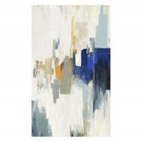 Tablou canvas Decor, abstract, panza + sasiu, 60 x 100 cm